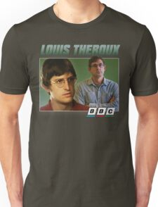 Louis Theroux 90s Green Unisex T-Shirt