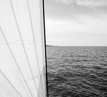 North Sea close to Dunkerque (France). by M. van Oostrum