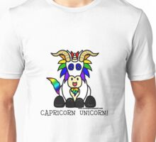 Capricorn Unicorn Unisex T-Shirt