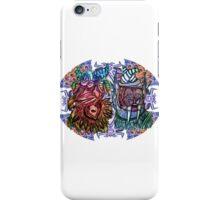 Nivaosi ID iPhone Case/Skin