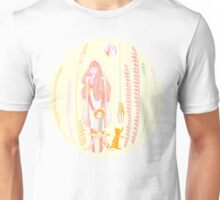 Mother and child (colour version) Unisex T-Shirt