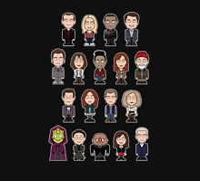 New Who Doctors and Companions (shirt) Womens T-Shirt