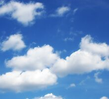 Clouds. by Tinly