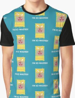 So WASTED man! Graphic T-Shirt