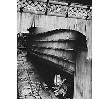 Ornamental Bamboo Work in Japan Photographic Print