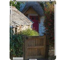 Penlyn Cottage iPad Case/Skin