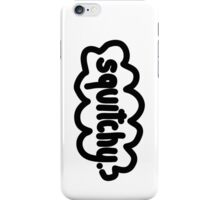 squitchy iPhone Case/Skin