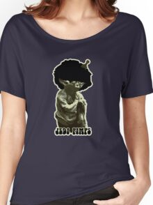 Yoda Jedi Pimps Women's Relaxed Fit T-Shirt