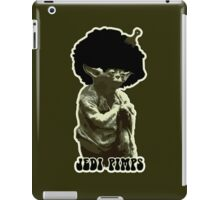 Yoda Jedi Pimps iPad Case/Skin
