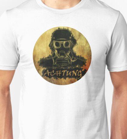 Masks on Unisex T-Shirt