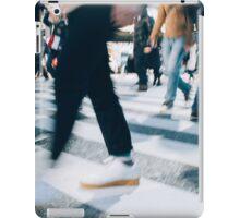 Shibuya Blur iPad Case/Skin