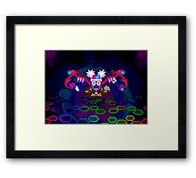 Kirby Super Star Ultra Marx Soul Framed Print
