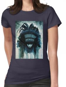 Social Repose Womens Fitted T-Shirt
