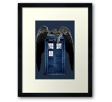 Weeping For The Doctor Framed Print