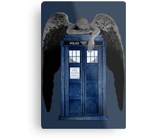 Weeping For The Doctor Metal Print