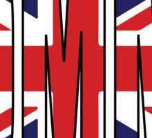 Tommy (UK) Sticker