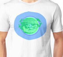 Jungle turtle Unisex T-Shirt