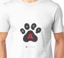 Pet Adoption Unisex T-Shirt