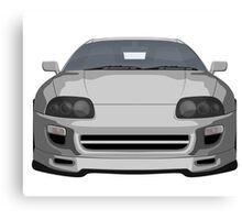 2000 s sports car Canvas Print