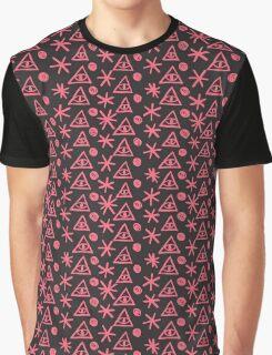 eye - black Graphic T-Shirt