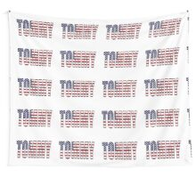Tommy (USA) Wall Tapestry