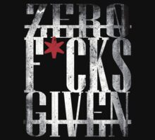 Zer0 F*cks Given by Luwee