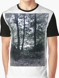 spooky trees Graphic T-Shirt