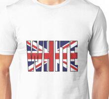 White (UK) Unisex T-Shirt