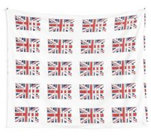 White (UK) Wall Tapestry