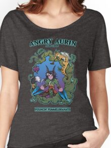 Angry Aurin Hard Cider Women's Relaxed Fit T-Shirt