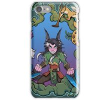 Angry Aurin Hard Cider iPhone Case/Skin