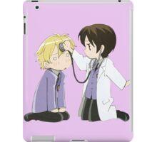 Tamaki, and Haruhi iPad Case/Skin