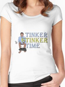 Tinker Stinker Time Women's Fitted Scoop T-Shirt