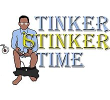 Tinker Stinker Time Photographic Print