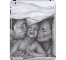 Morning kisses iPad Case/Skin