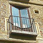 Segovia, Spain - Window by Michelle Falcony