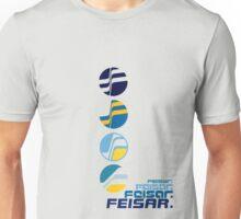 Feisar Team Logo Chronology Unisex T-Shirt