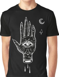 Witch Hand Graphic T-Shirt
