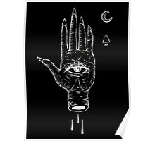 Witch Hand Poster