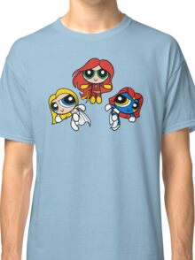 Sisterhood of Evil Puffs Classic T-Shirt