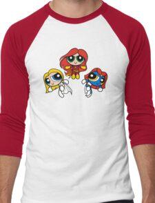 Sisterhood of Evil Puffs Men's Baseball ¾ T-Shirt