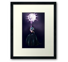 MoonBlast  Framed Print