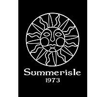 Summerisle 1973 Photographic Print