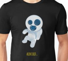 Alien Child's UFO Unisex T-Shirt