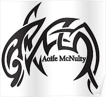Aoife McNulty Logo Poster