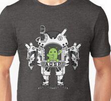 Android AOSP Mech Unisex T-Shirt