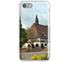 Freudenstadt in the Black Forest, Germany iPhone Case/Skin