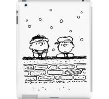 Charlie Brown and Linus iPad Case/Skin