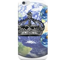 RULER OF IT ALL iPhone Case/Skin