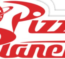 Pizza Planet sticker Sticker